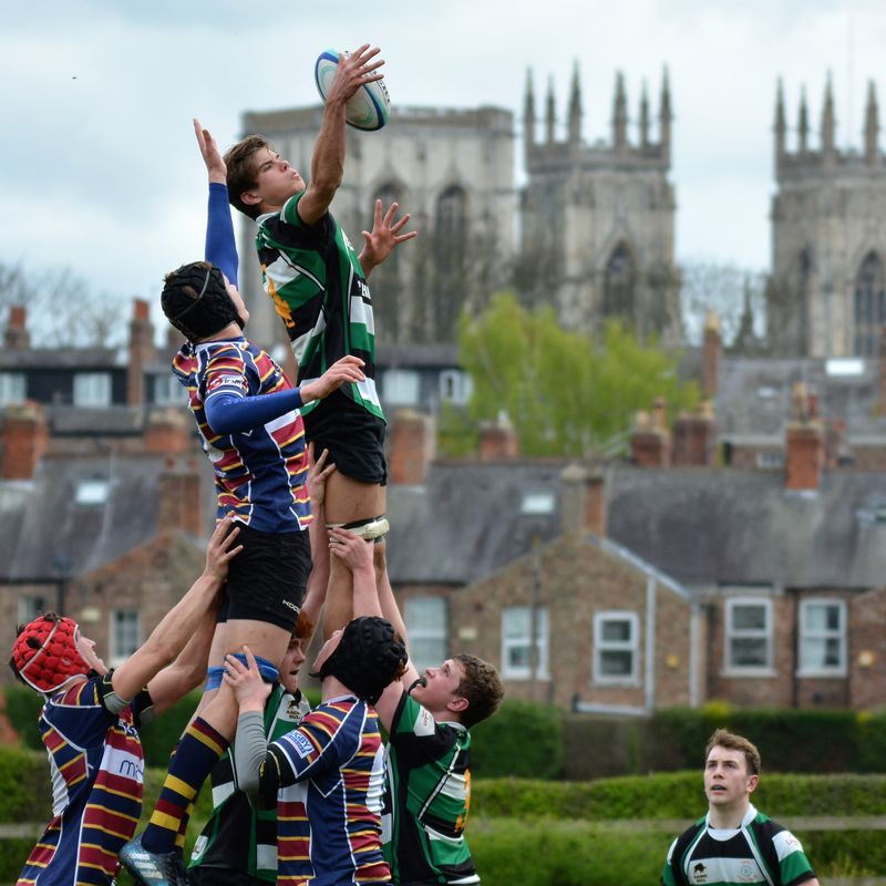 York RUFC Colts  - National Cup Travel Details.