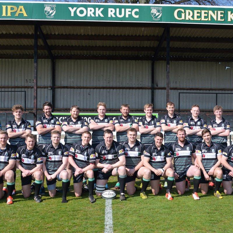 York RUFC To Play in The RFU Intermediate Cup!