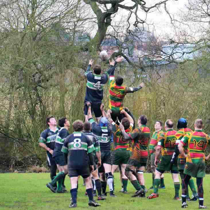 Social Rugby Relaunched At Clifton Park.