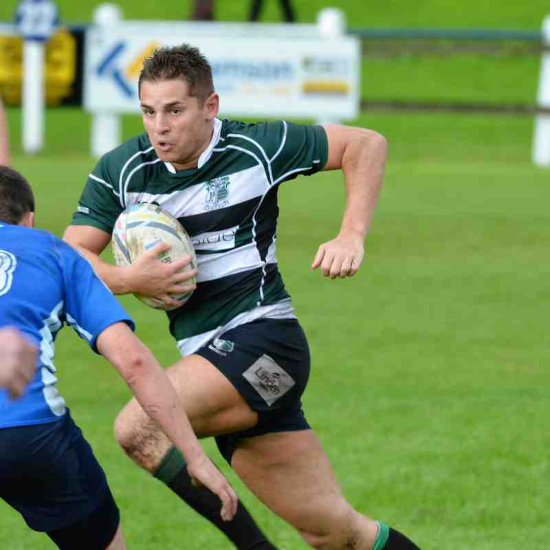 North Ribblesdale v York, 9th September 2018