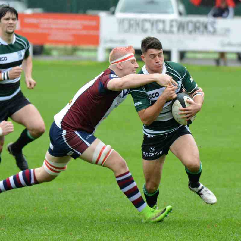 York v Scarborough, 23rd September 2017