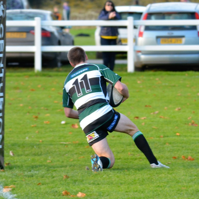 York Score Eleven Tries On The Way To Beating Selby.