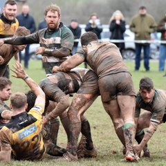 Droitwich v York, 31st March 2018