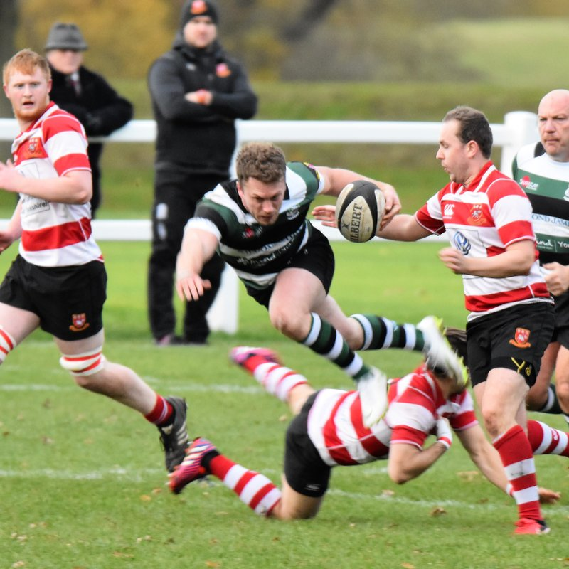York Lose Cup Tie Against Cleckheaton.