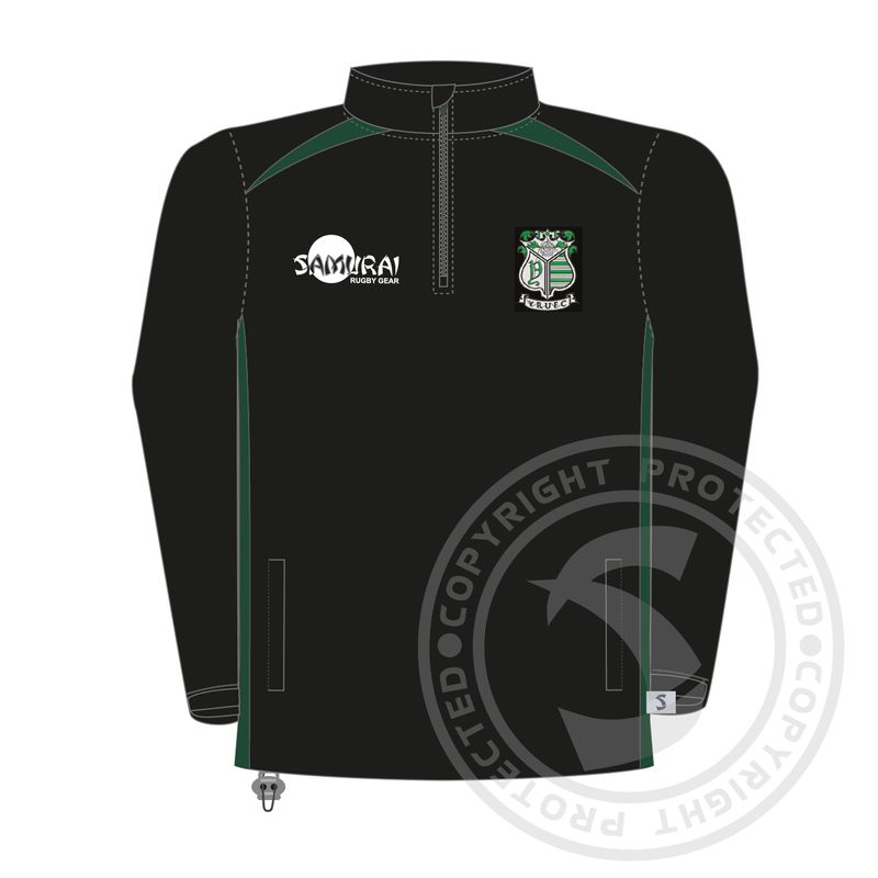 1/4 Zip Tops Are Now Available to Order!