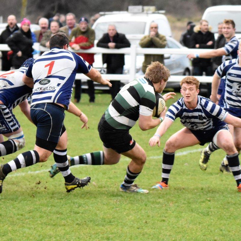 1st XV v Pocklington