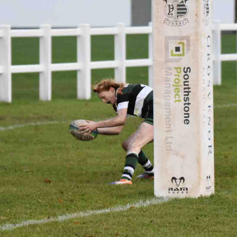 York Women v Workington, 16th December 2018