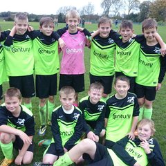 U13 vs Lakenheath, 2nd Nov 2014