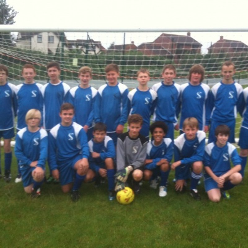 Bromham Youth v U14's