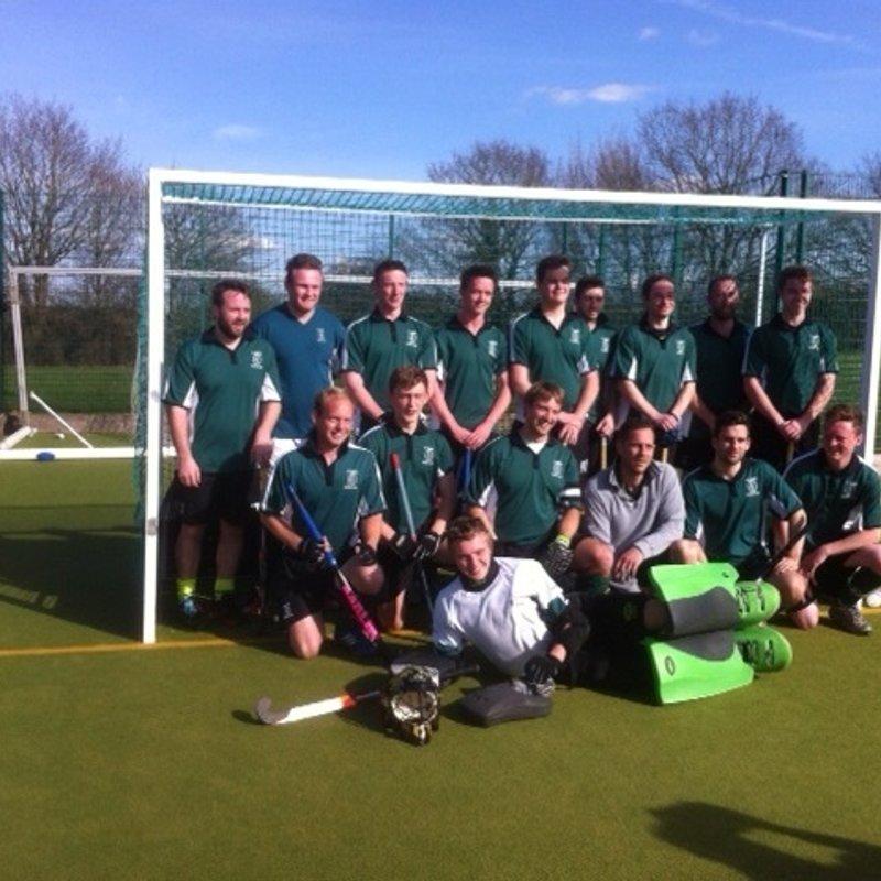 Mid Sussex Men's 2s 1 - 1 St. Francis Mens 1's