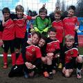 Under 12's Boys beat Elm United 0 - 7