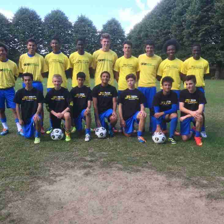 Redbridge Youth Kicking Out RACISM