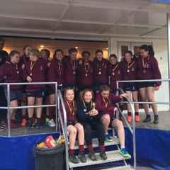 Ipswich 7s - Welwyn U15 & U18 Girls just pipped at post