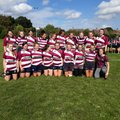 Girls Under 15 beat Old Albanians RFC 31 - 36