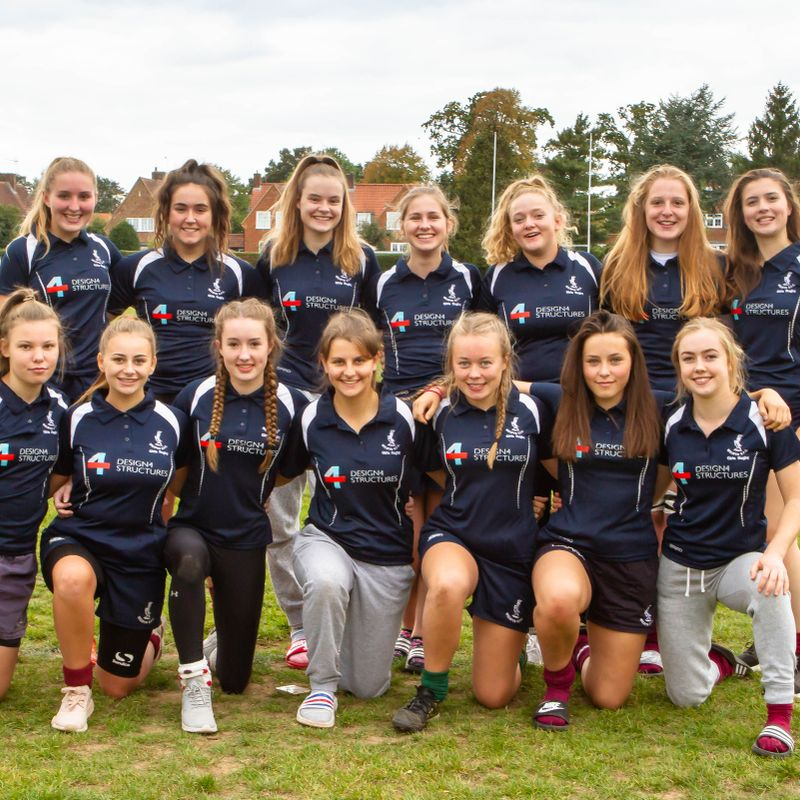 Girls Under 18 lose to Old Albanians RFC 27 - 15