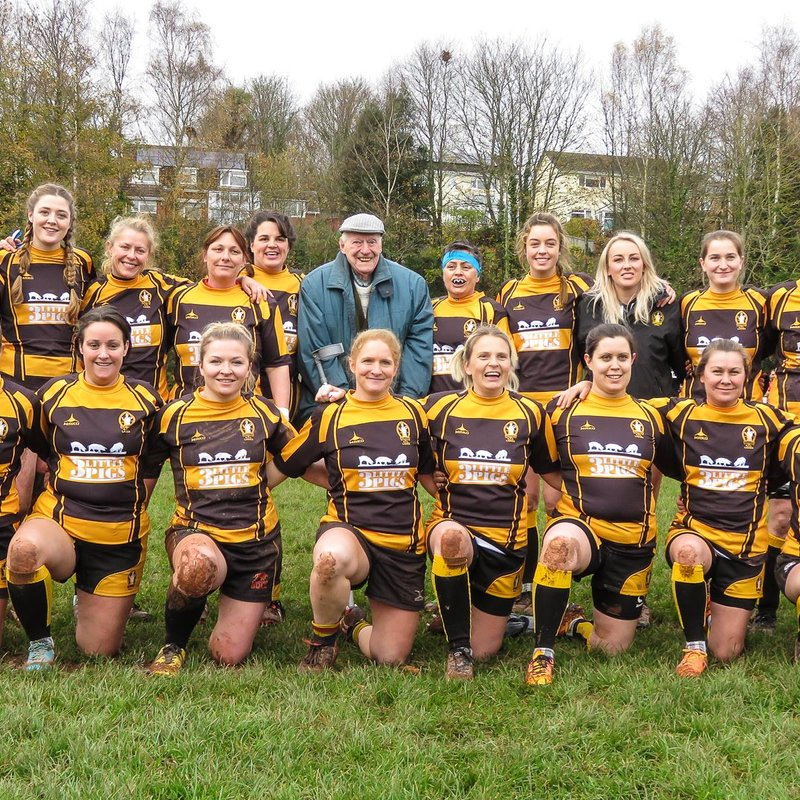 Crediton RFC 'Cougars' End of a Great Season