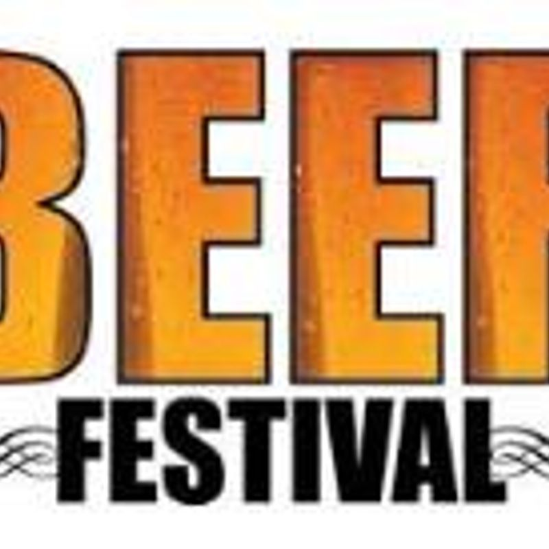 Beer Festival Poster - May 2018