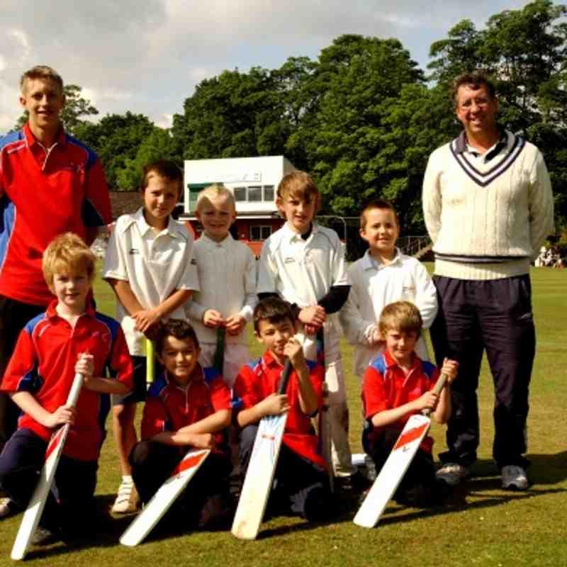 Thongsbridge Under-9's Tournament - July 2011