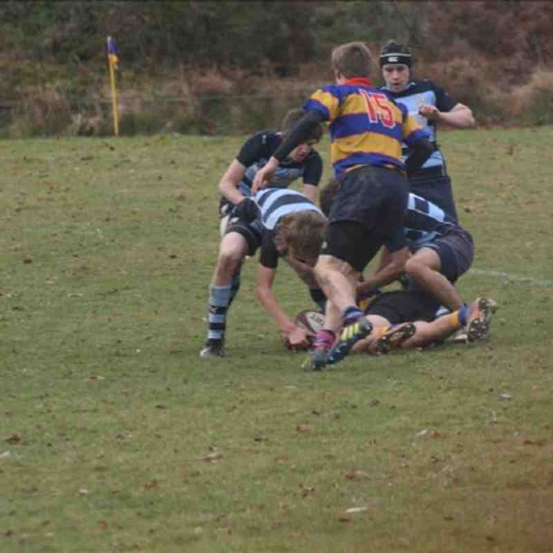 Falkirk Under 18 V Crieff