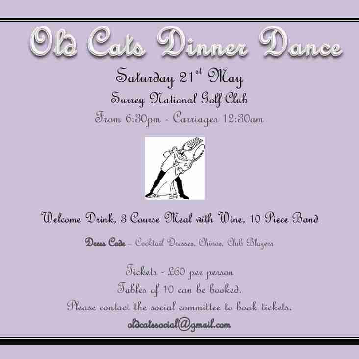 OCRFC Dinner & Dance