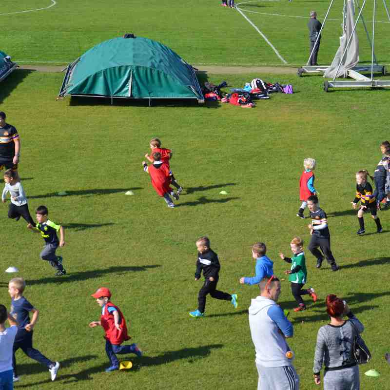 OCRFC - Mini and Junior Rugby 24-09-17