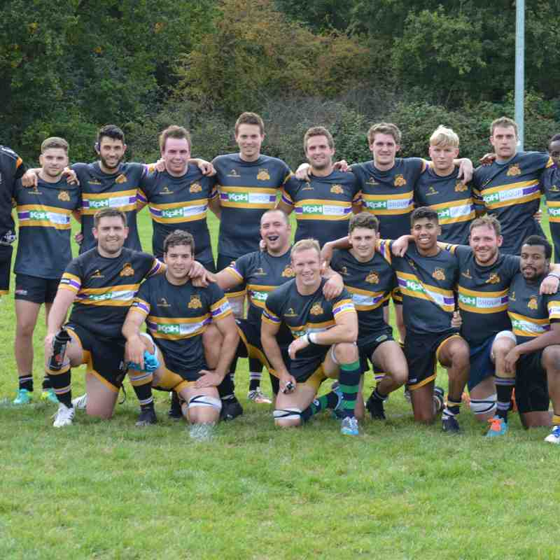 OCRFC 1st XV 23-09-17 vs Old Johnians