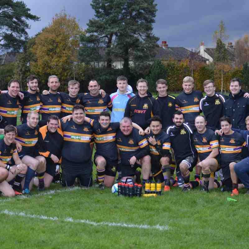 OCRFC 2nd XV vs Streatham & Croydon