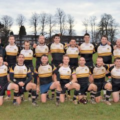 OCRFC 1stXV Team Photos from 1928