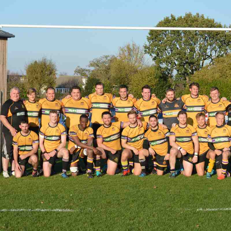 OCRFC 1stXV vs Woking Oct 18 Part 1
