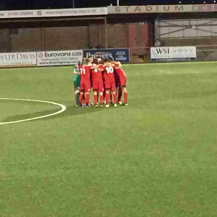 FA Youth Cup: Borough Bow Out