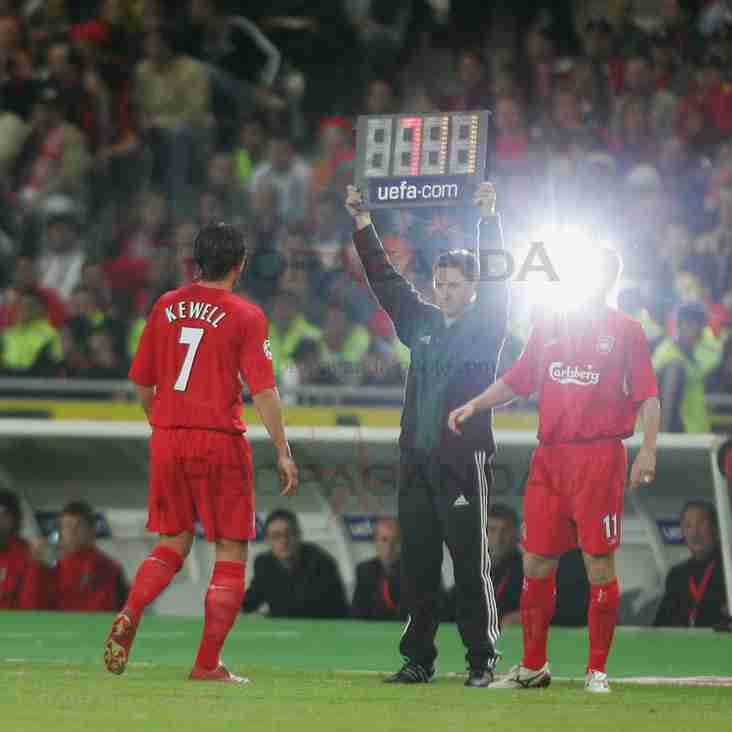 LEFT FIELD on Crawley, Kewell and Cup Finals Past