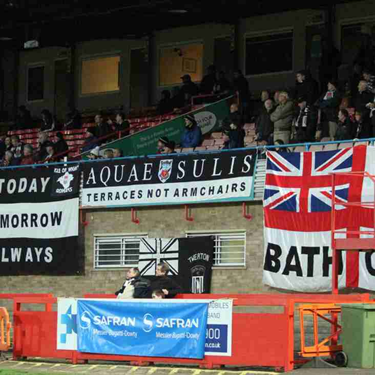 New Date for Bath City Trip