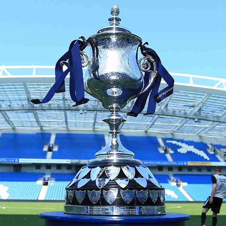 Senior Cup Derby for the Sports