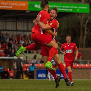Late Goal Denies Borough at Hemel Hempstead