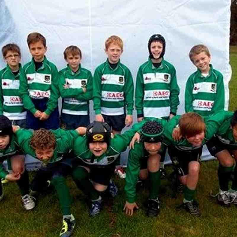 Folkestone RFC Under 10's