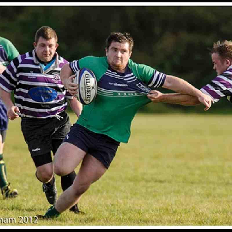 Folkestone Development XV vs Gillingham Anchorians XV