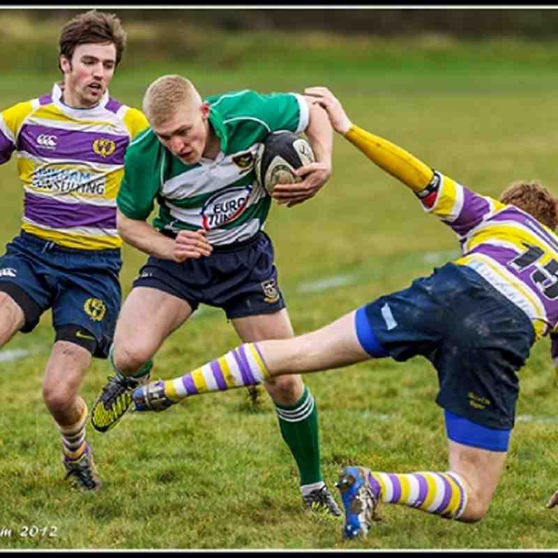 Folkestone 1st Xv vs Uckfield 1st XV