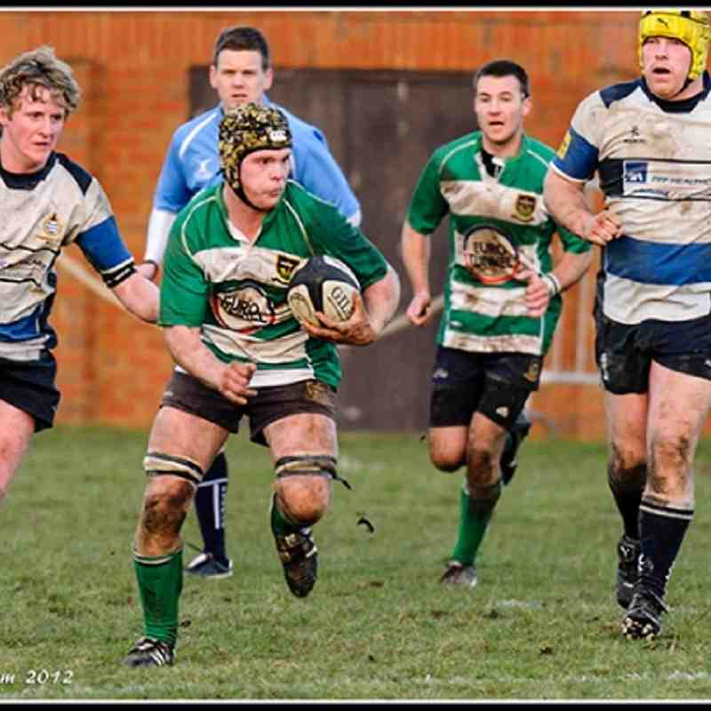 Folkestone 1st XV vs Tun-Wells 1st XV