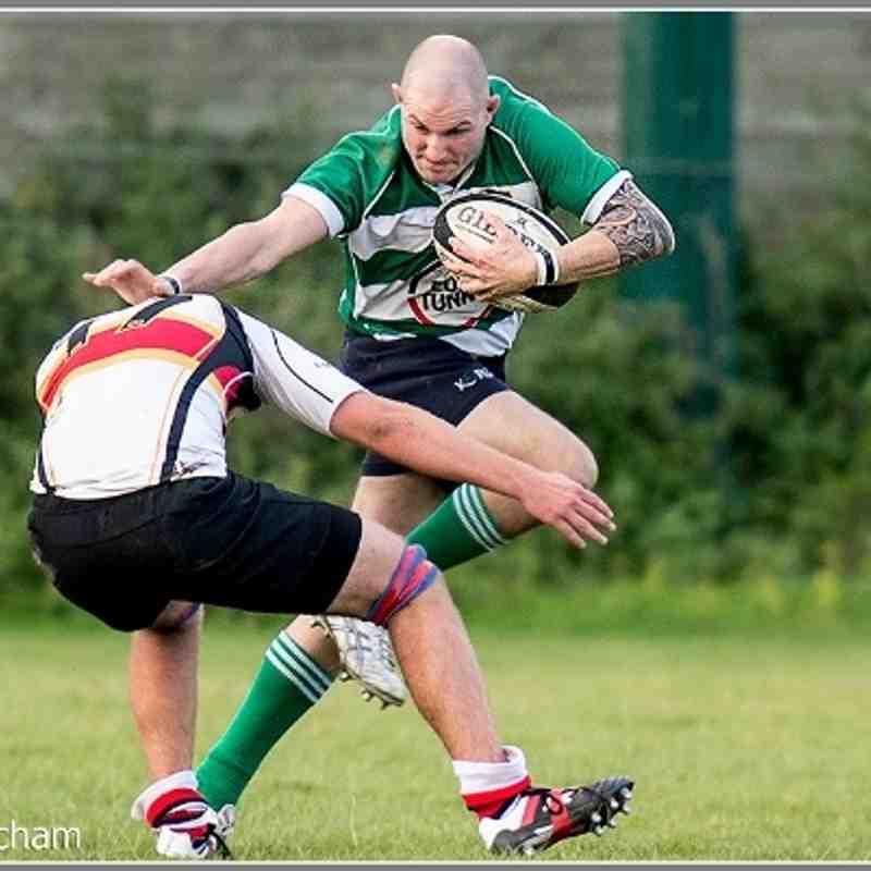 Folkestone 1st XV vs Sheppy