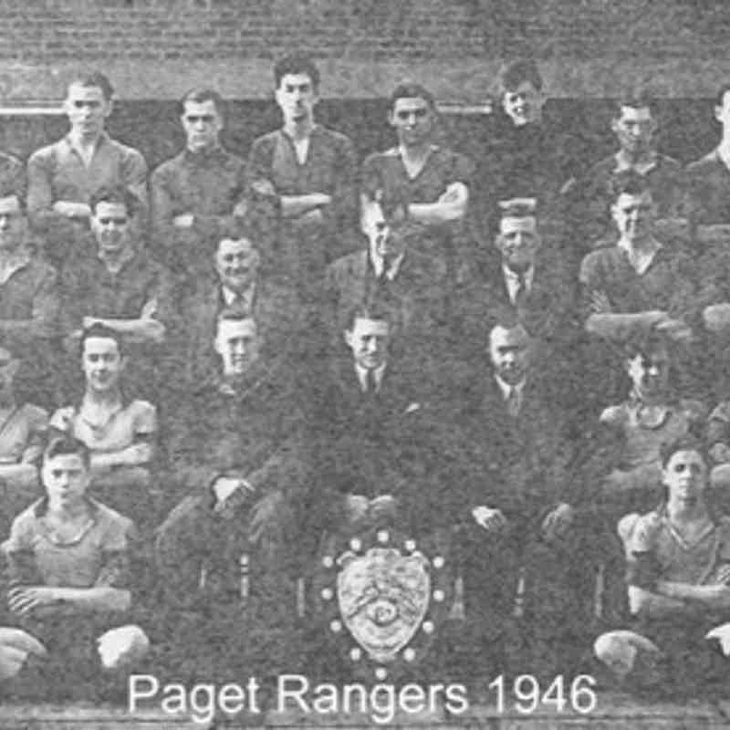 Paget Rangers from the Archive