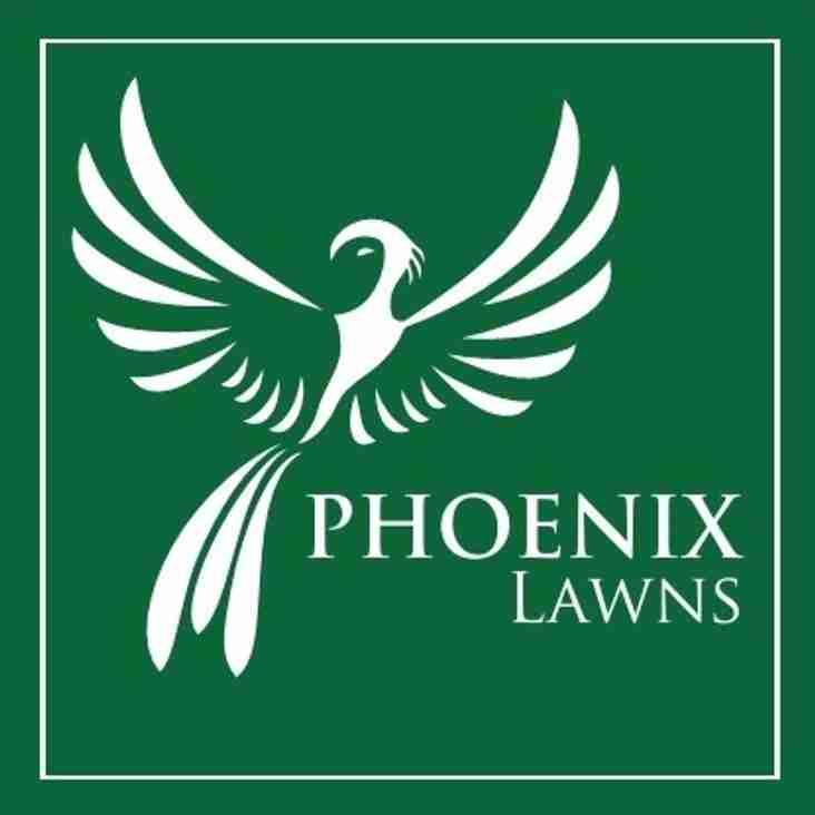 Phoenix Lawns Renew Home Shirt Sponsorship