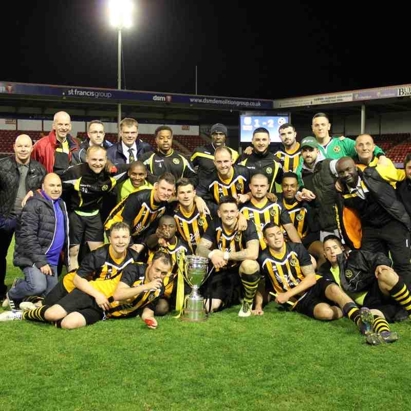 Les James Challenge Cup Final