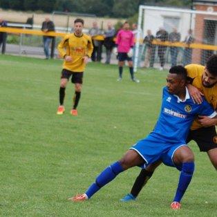 Racing Club Warwick 1-0 Paget Rangers