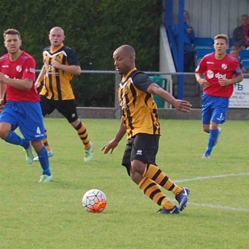 Hinckley Away 26/08/17