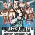 Full Force Wrestling Hits Coles Lane