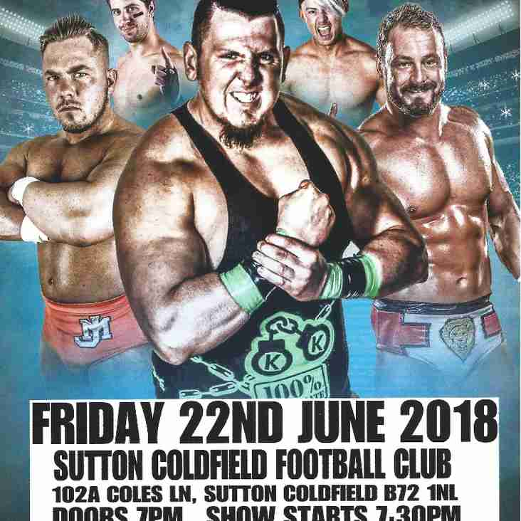 Full Force Wrestling Hits Coles Lane