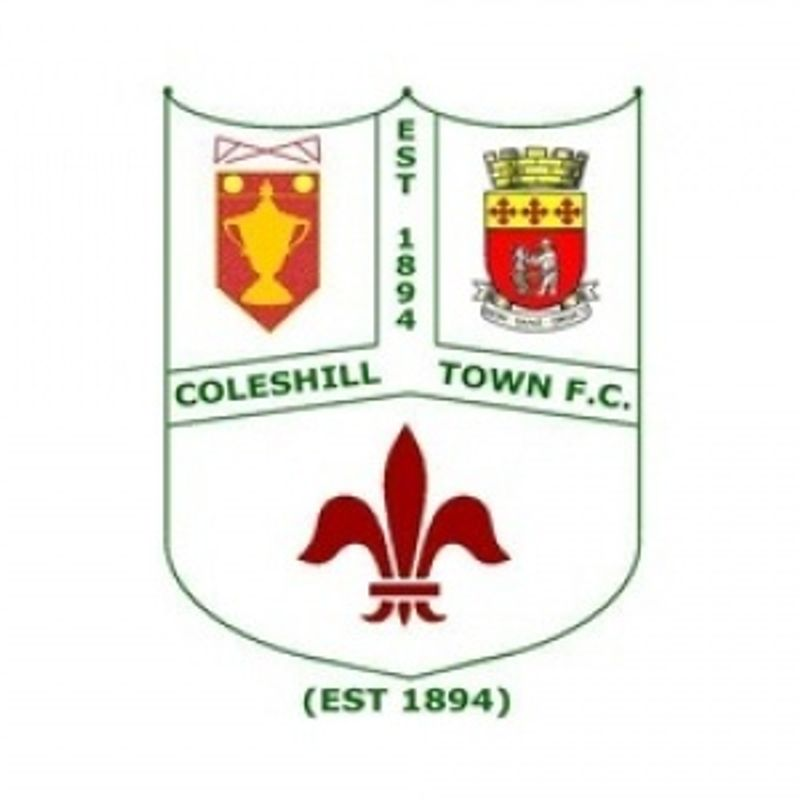 Coleshill Town Friendly Details