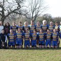 Old Newtonians Ladies vs. Old Leamingtonians Ladies