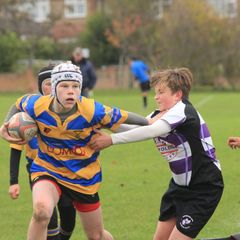 Upminster V Woodford (League)