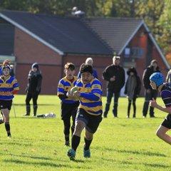Upminster v Romford Essex Cup Game